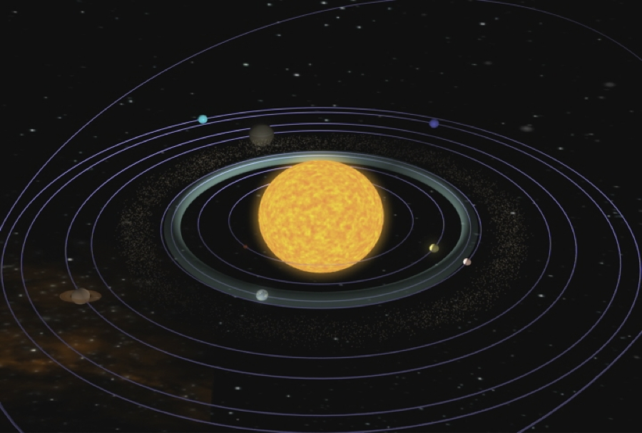 Habitable Zone Venus Habitable Zone Around a Star
