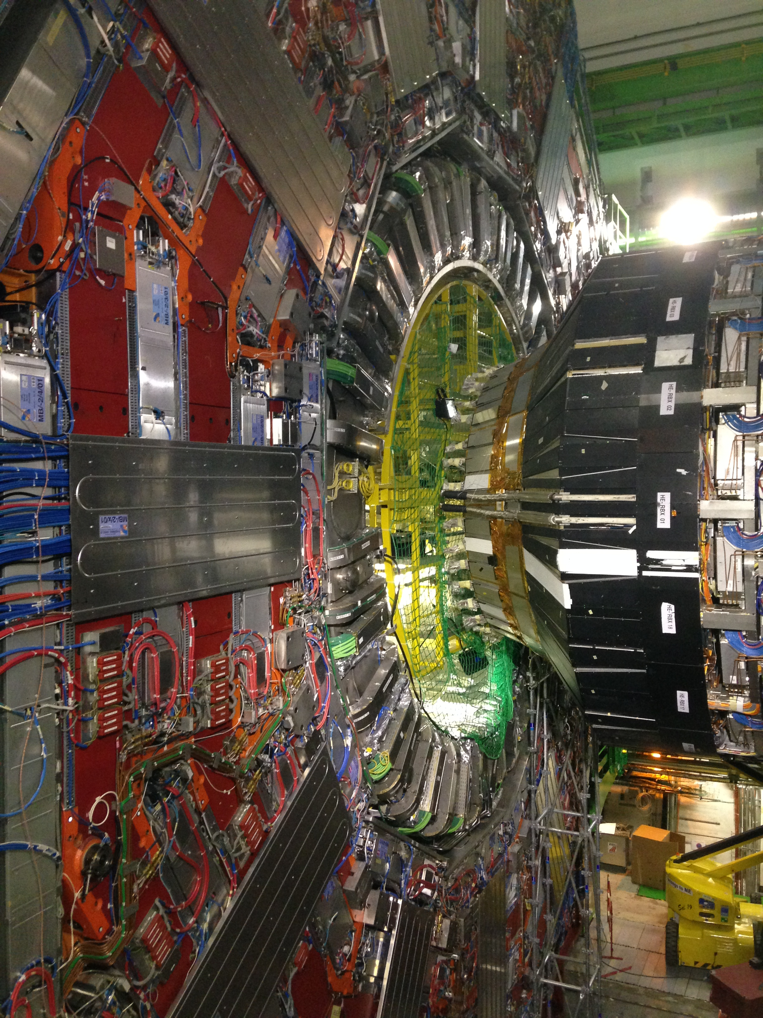 Giant Particle Smasher Returns - Science in the News