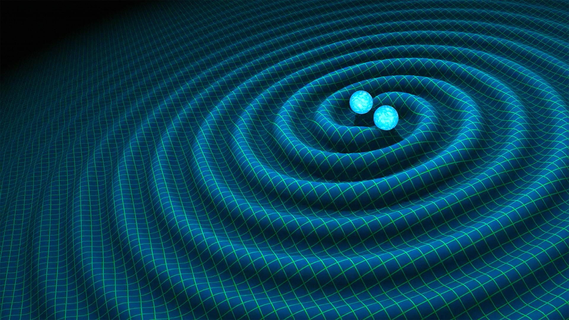 Neutron star collision provides a glimpse of the future of ...
